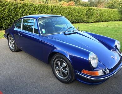 Porsche 911 2.2 T à Vigneux-de-Bretagne (Loire-Atlantique)