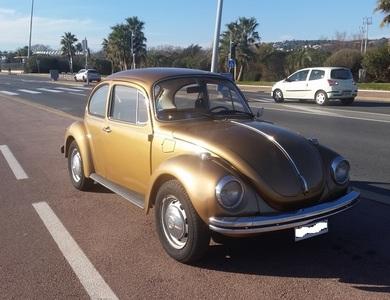 Volkswagen (vw) Coccinelle à Lyon (6ème arr.)