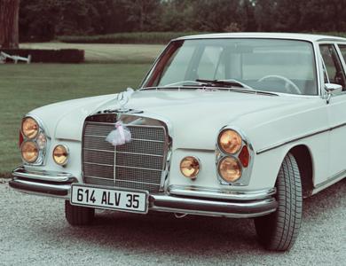 Mercedes-benz 280 Se (w108) à Toulouse (Haute-Garonne)