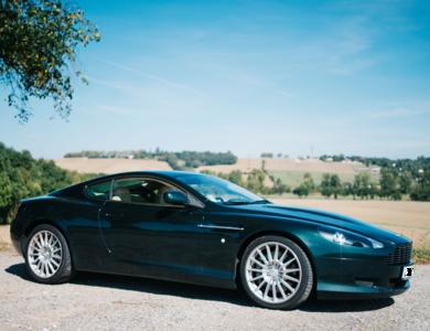Aston Martin Db9 à Toulouse (Haute-Garonne)