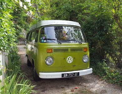Volkswagen (vw) Combi à Andrésy (Yvelines)