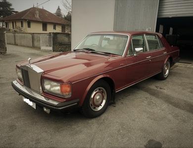 Rolls Royce Silver Spirit à Reims (Marne)