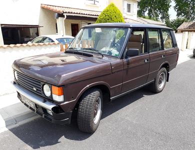 Land Rover Range Rover Classic V8 à Lansargues (Hérault)