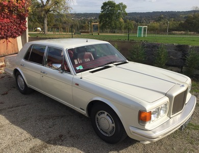 Bentley Mulsanne Turbo à Montluçon (Allier)