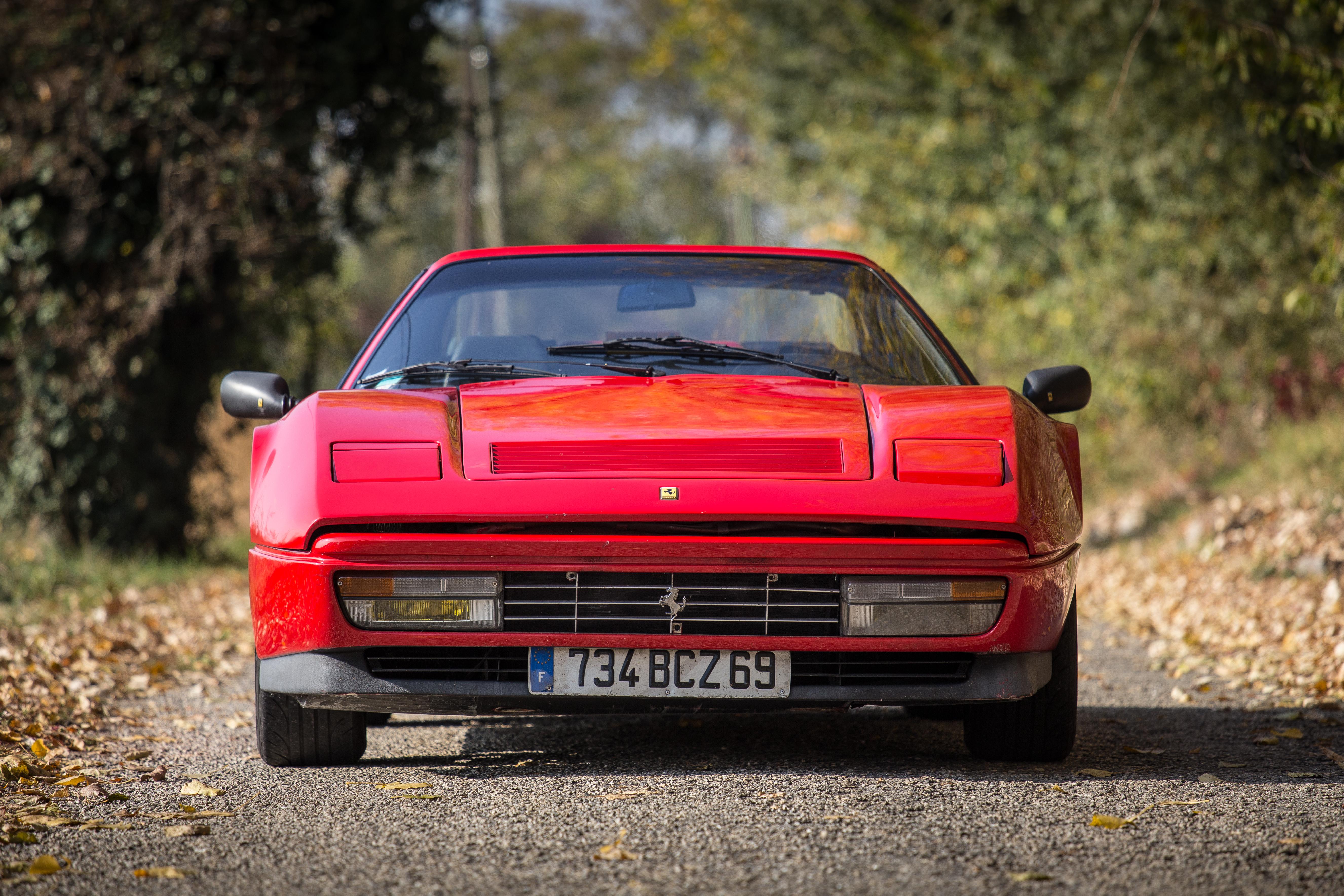 location de Ferrari dans toute la France