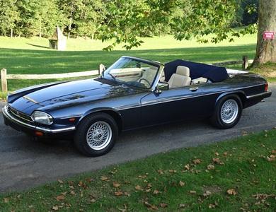 Jaguar Xjs V12 Cabriolet à Vincennes (Val-de-Marne)