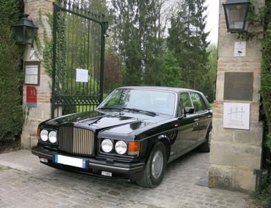 Bentley Turbo R à Triel-sur-Seine (Yvelines)