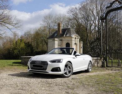Audi A5 Cabriolet 2.0 Tdi à Nanterre (Hauts-de-Seine)