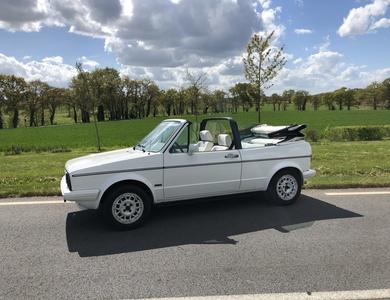 Volkswagen (vw) Golf Cabriolet à Rennes (Ille-et-Vilaine)