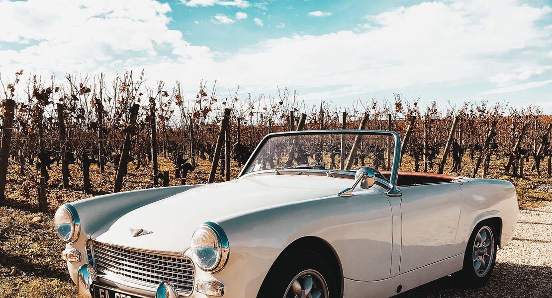location-AUSTIN HEALEY-Bordeaux-roadstr