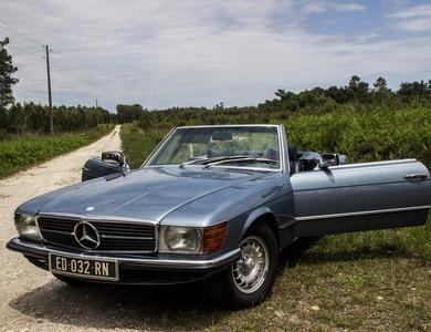 Mercedes-benz 280 Sl ( W107 ) Boite Automatique à Bordeaux (Gironde)