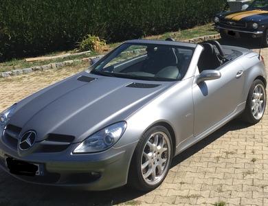 Mercedes-benz Slk 350 à Roanne (Loire)