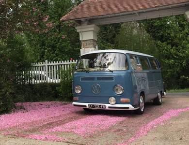 Volkswagen (vw) Combi T2 Dove Blue à Saint-Denis-lès-Rebais (Seine-et-Marne)