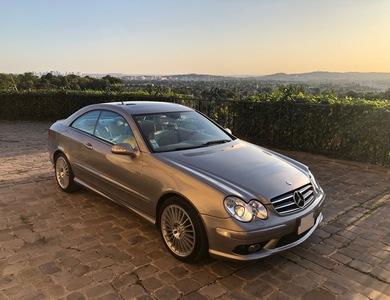 Mercedes-benz Clk 500 Amg à Paris (17ème arr.)