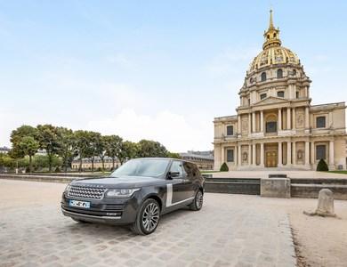 Land Rover Range Rover à Paris (15ème arr.)