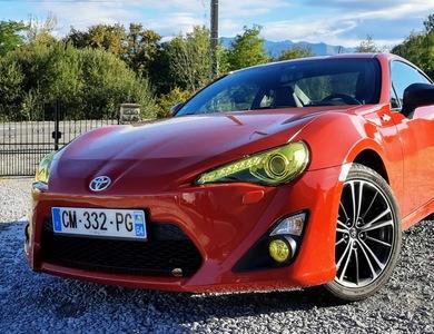 Toyota Gt86 à Lasseubetat (Pyrénées-Atlantiques)