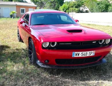 Dodge Challenger Srt à Montpellier (Hérault)