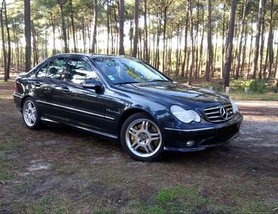 Mercedes-benz Classe C C32 Amg à Pessac (Gironde)