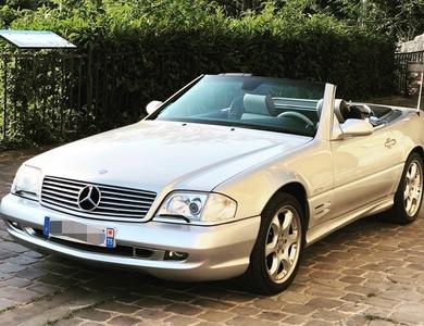 Mercedes-benz Sl 500 (r129) à Paris (17ème arr.)