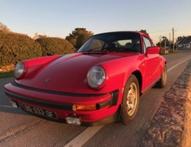 Porsche 911 Type G 3.0l Sc à Vannes (Morbihan)