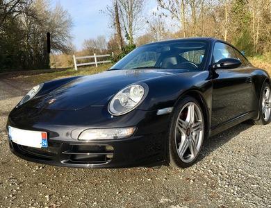 Porsche 911 Type 997 Carrera S à La Chapelle-Heulin (Loire-Atlantique)