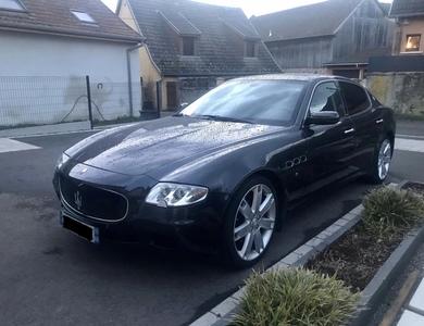 Maserati Quattroporte à Mulhouse (Haut-Rhin)