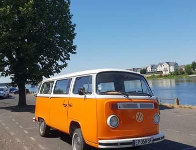 Volkswagen (vw) Combi T2 à Bouchemaine (Maine-et-Loire)
