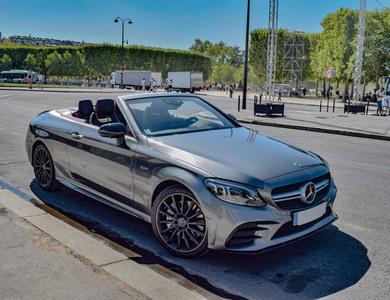 Mercedes-benz C43 Amg Cabriolet à Paris (10ème arr.)