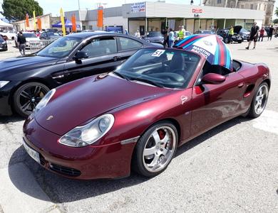 Porsche Boxster S 3.2 Type 986 à Carpentras (Vaucluse)