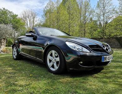 Mercedes-benz Slk Kompressor à Dole (Jura)