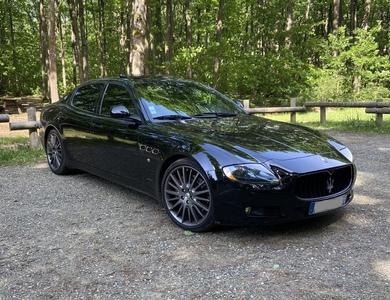 Maserati Quattroporte Sport Gts 4.7l à Courbevoie (Hauts-de-Seine)