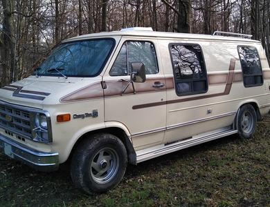 Chevrolet G20 Chevy Van à Yerres (Essonne)