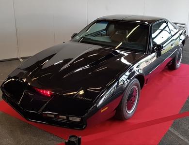 Pontiac K2000 à Bordeaux (Gironde)