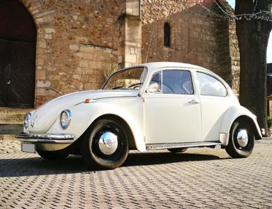 Volkswagen (vw) Coccinelle à Paris (14ème arr.)