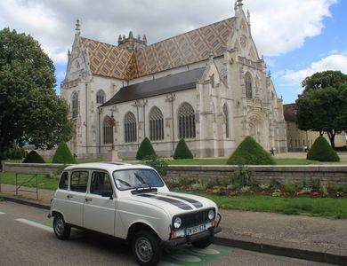 Renault 4l à Vonnas (Ain)