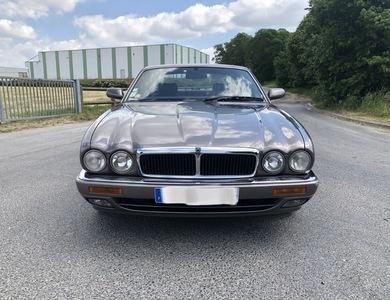 Jaguar Xj6 à Wattignies (Nord)