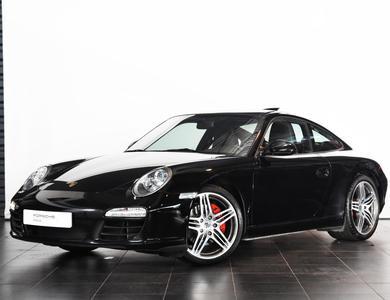 Porsche 911 997 - 2 à Saint-Julien-en-Genevois (Haute-Savoie)
