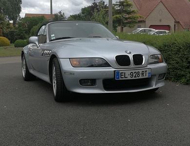 Bmw Z3 Cabriolet à Steene (Nord)