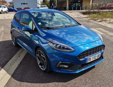 Ford Fiesta St à Chardogne (Meuse)