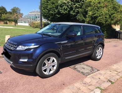 Land Rover Évoqué Sd4 à Villemoisson-sur-Orge (Essonne)
