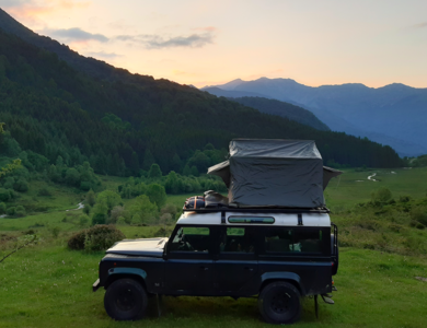 Land Rover Defender 110, 300tdi à Anglet (Pyrénées-Atlantiques)