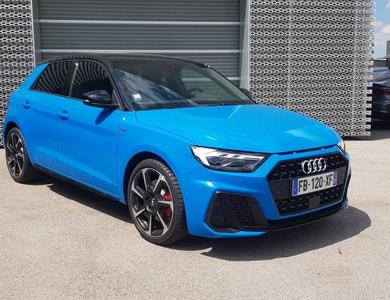 Audi A1 30 Tfsi Turbo Blue Edition à Montbron (Charente)