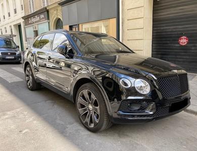 Bentley Bentayga 4.0 V8 à Paris (8ème arr.)