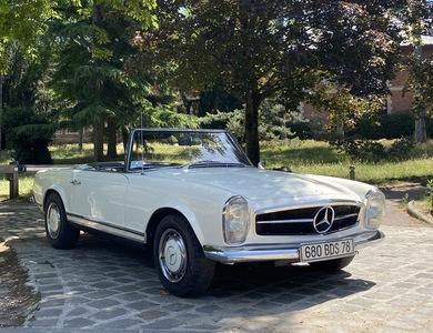 Mercedes-benz 280 Sl Pagode à Puteaux (Hauts-de-Seine)
