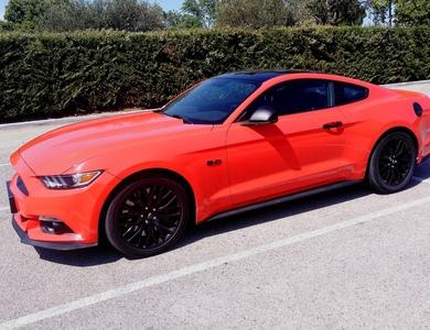 Ford Mustang Gt V8 (6ème Gen.) à Bédoin (Vaucluse)