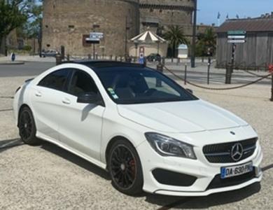 Mercedes-benz Classe Cla Amg à Saint-Malo (Ille-et-Vilaine)