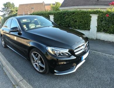 Mercedes-benz Classe C à Paris (2ème arr.)