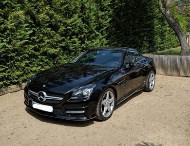 Mercedes-benz Slk à Viroflay (Yvelines)