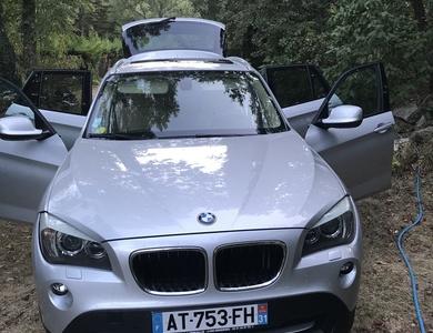 Bmw X1 à Massac-Séran (Tarn)
