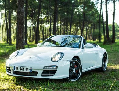 Porsche 911 Type 997 4s à Paris (18ème arr.)